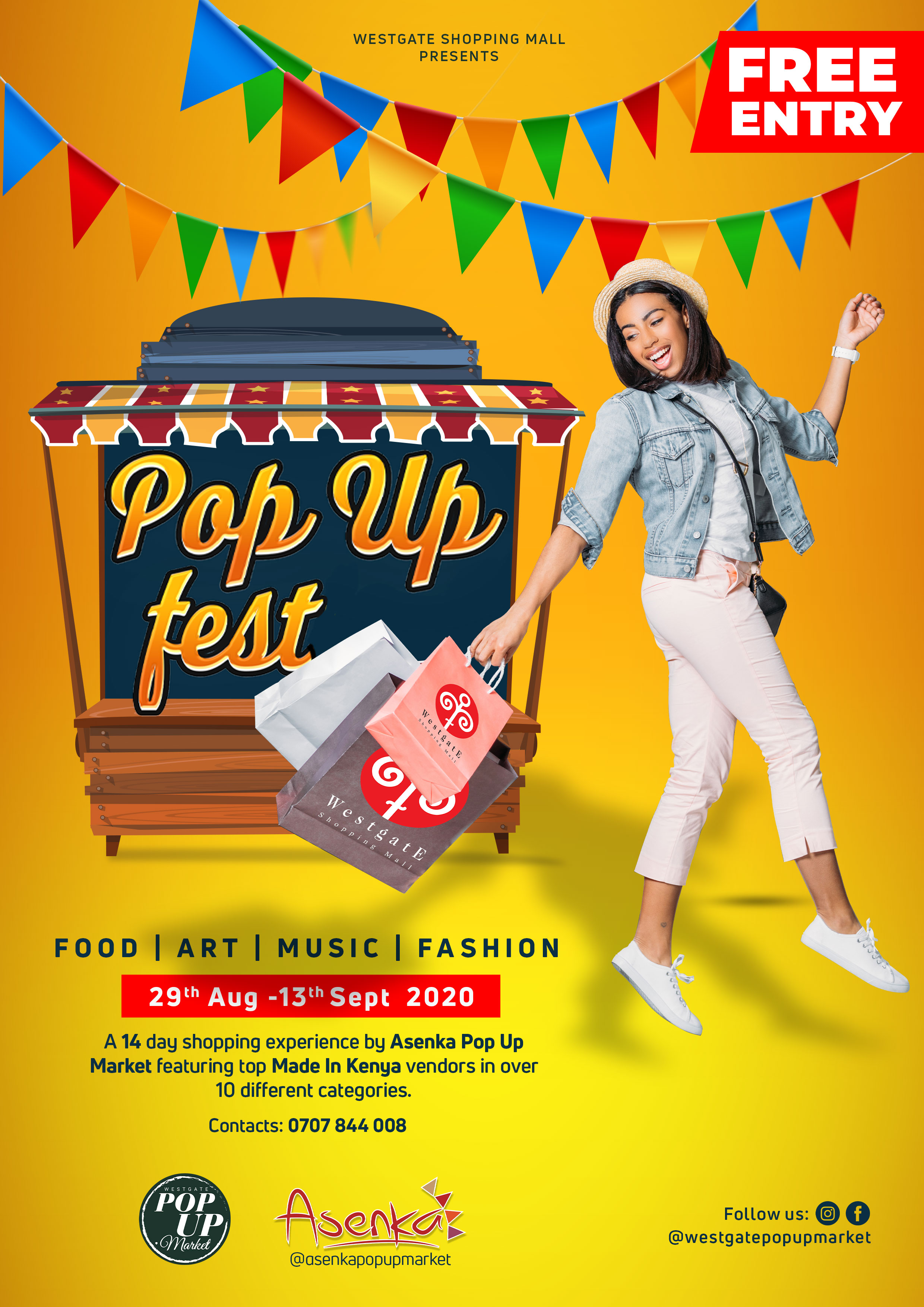 The Pop Up Fest