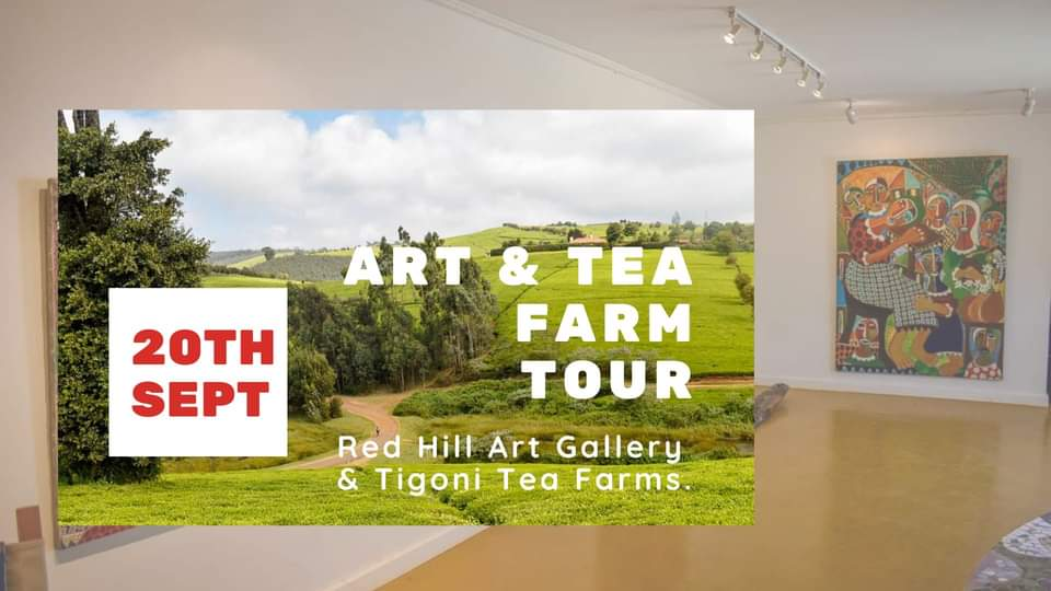 Art & Tea Farm Tour