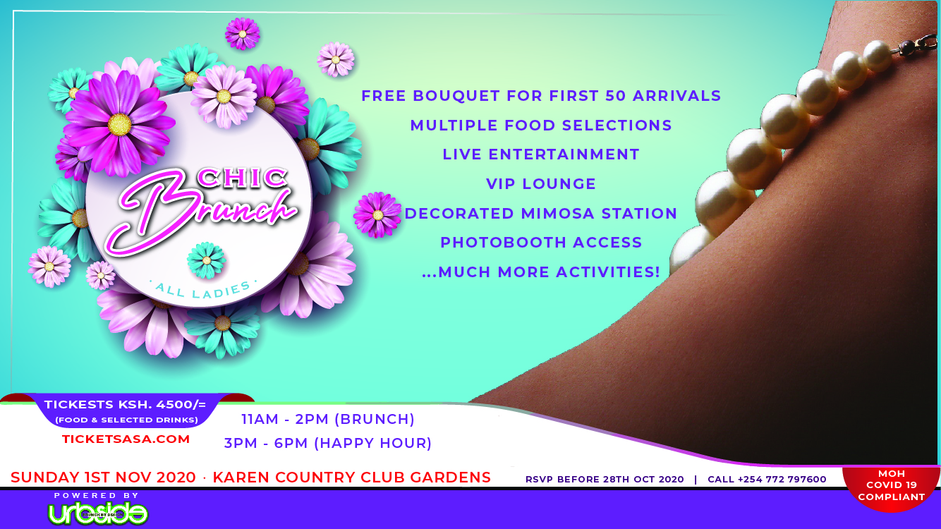 All Ladies Chic Brunch & Happy Hour