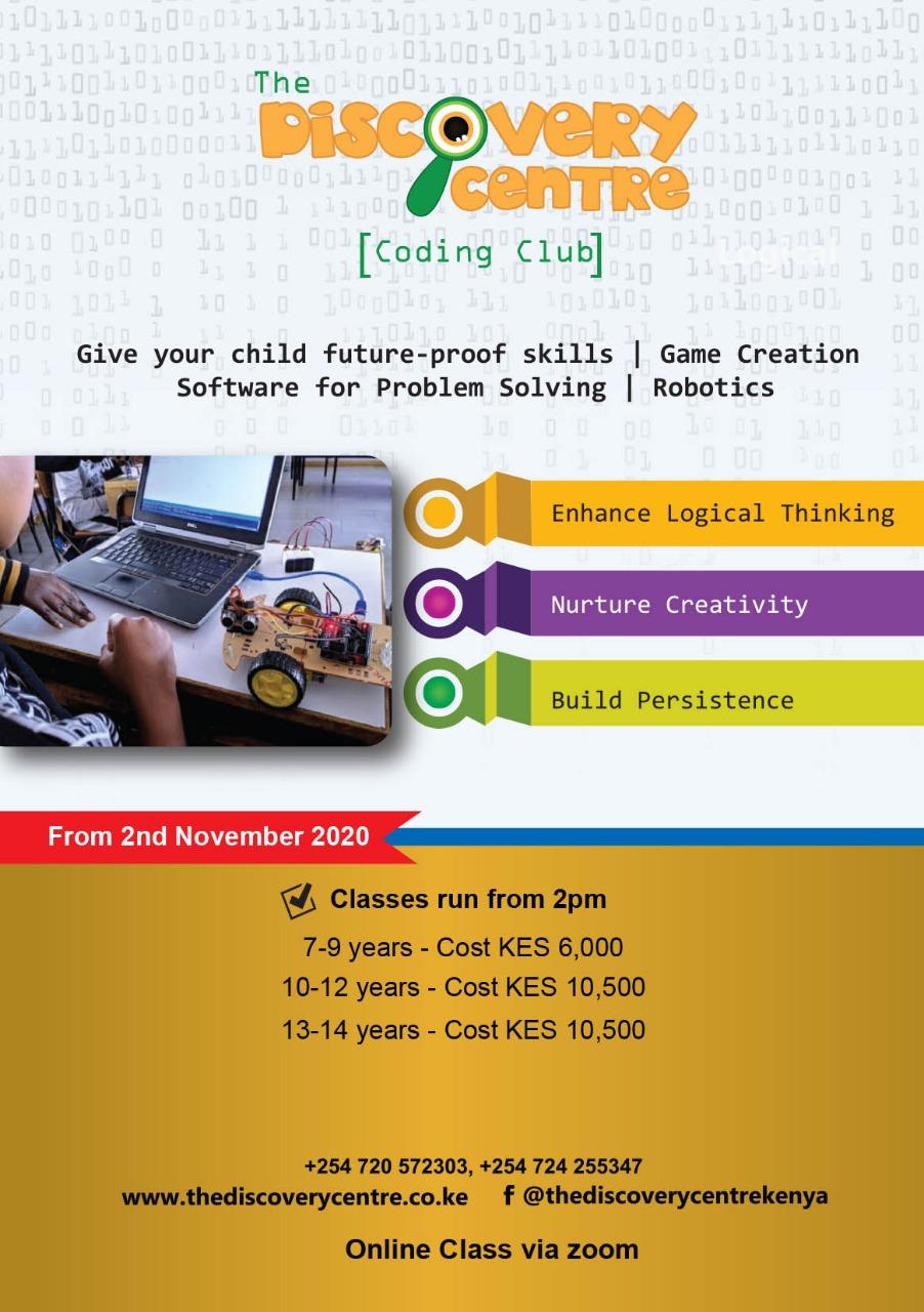 Coding in November
