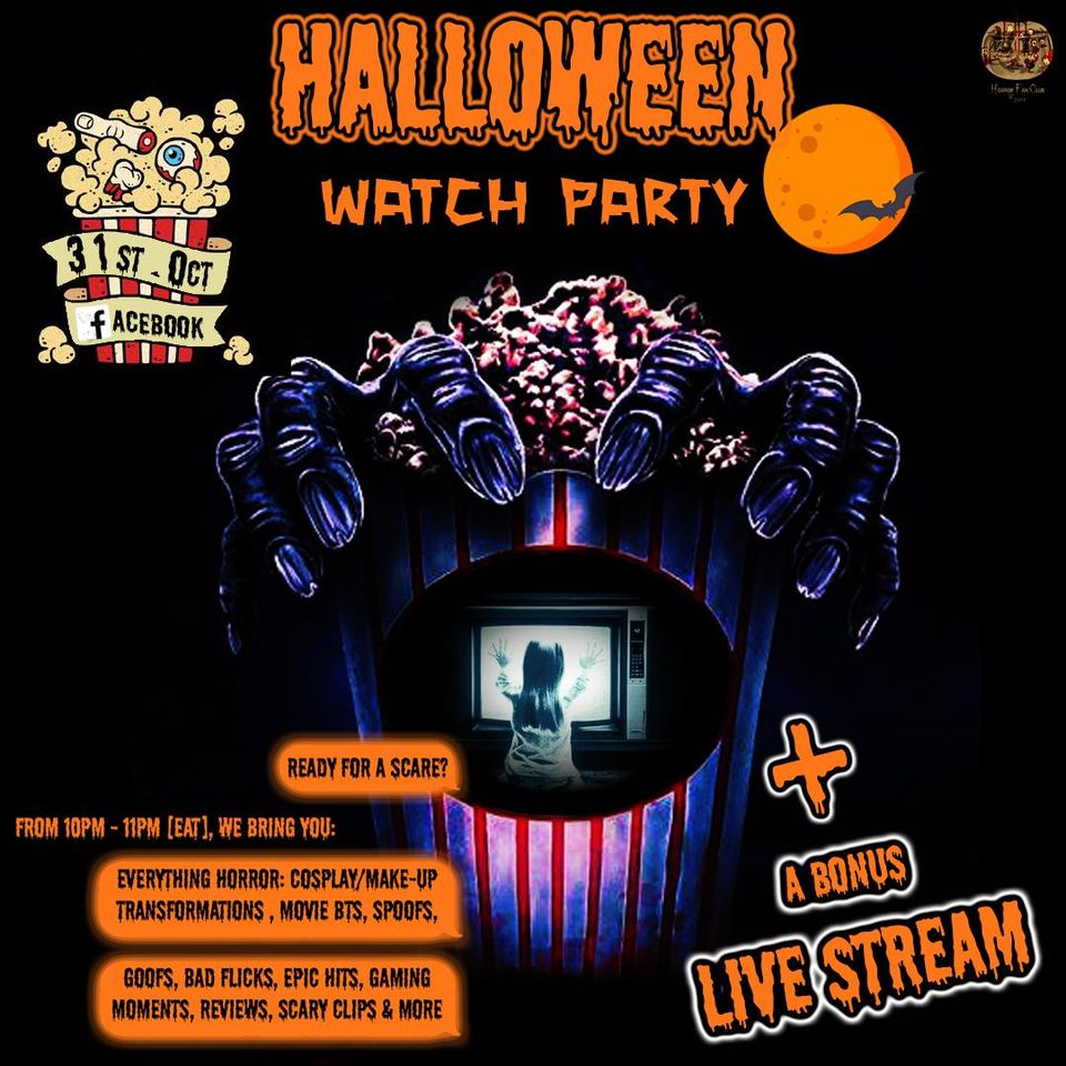 Halloween Watch Party