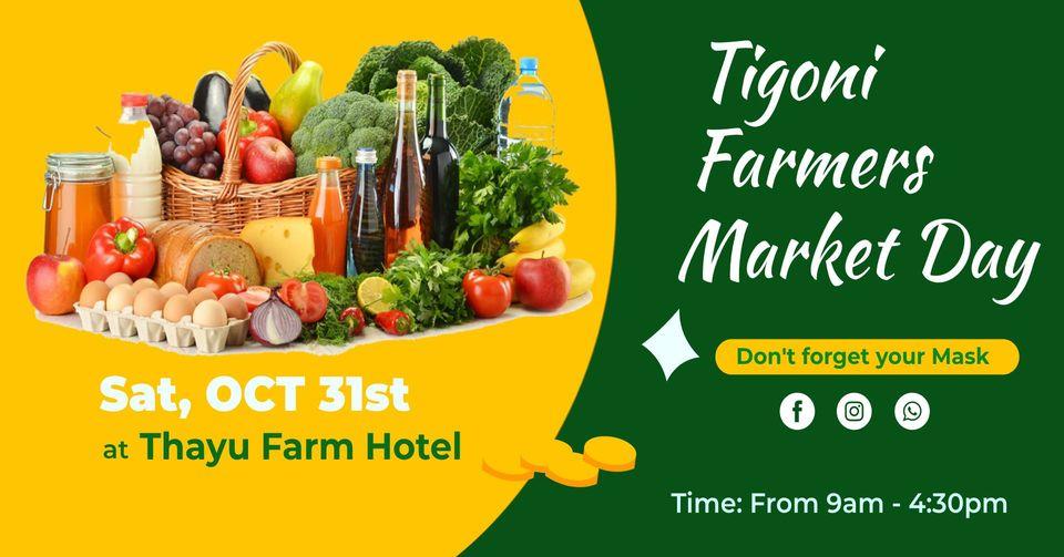 Tigoni Farmers Market Day