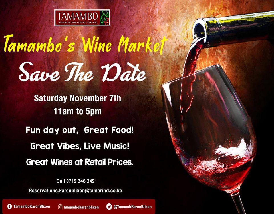 Tamambo's Wine Market