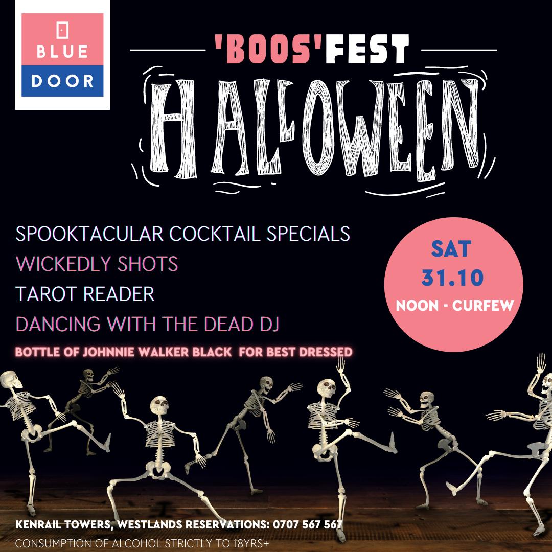 'Boos'fest Halloween