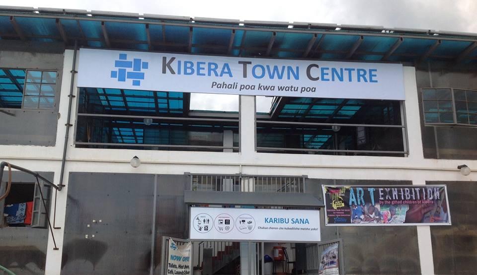 Kibera Town Centre