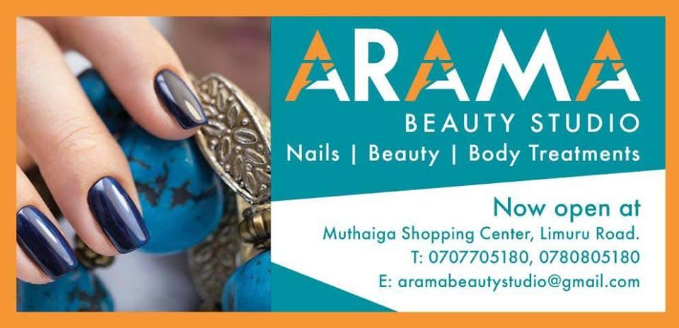 Arama Beauty Studio