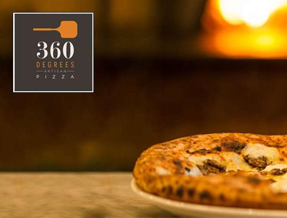 360 Degrees Artisan Pizza