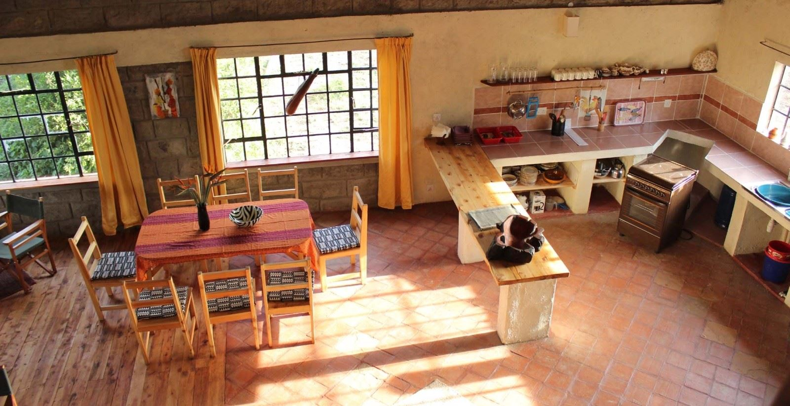 Punda Milia Cottage