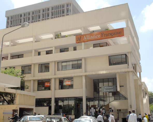 Alliance Française, Nairobi