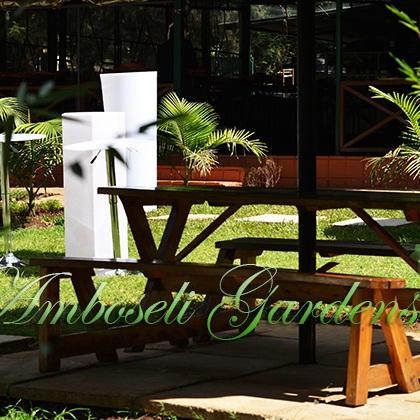The Amboseli Gardens