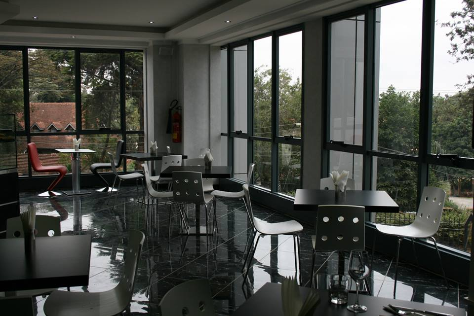 Colosseum Coffee Bar and Restaurant