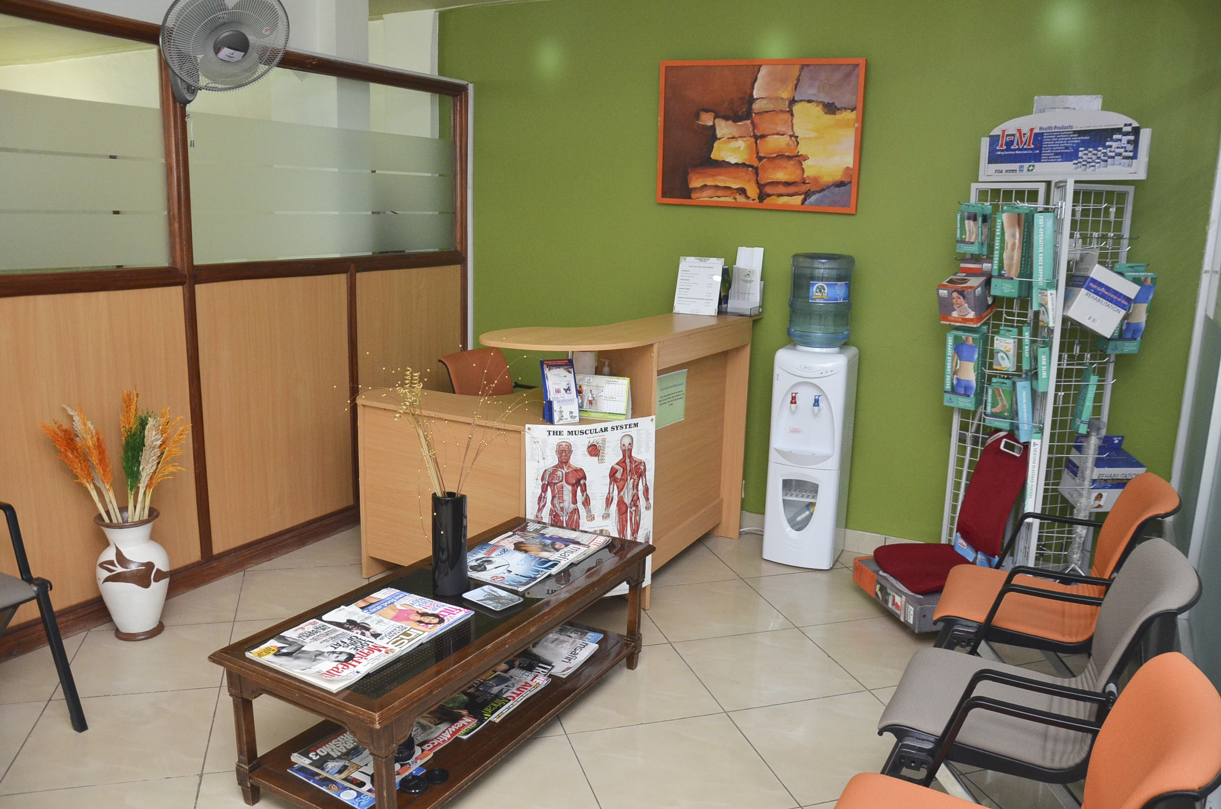 Physiotherapy and Chiropractic Centre