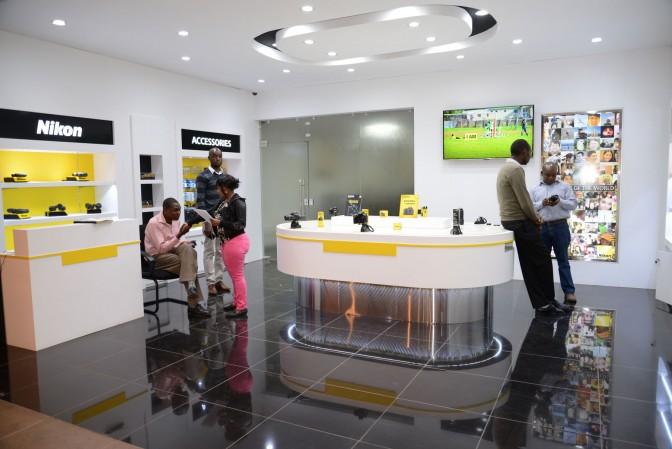 Nikon Showroom
