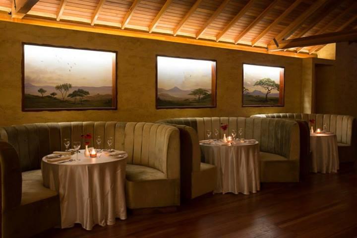 Eagle's The Steak House, Ole Sereni Hotel
