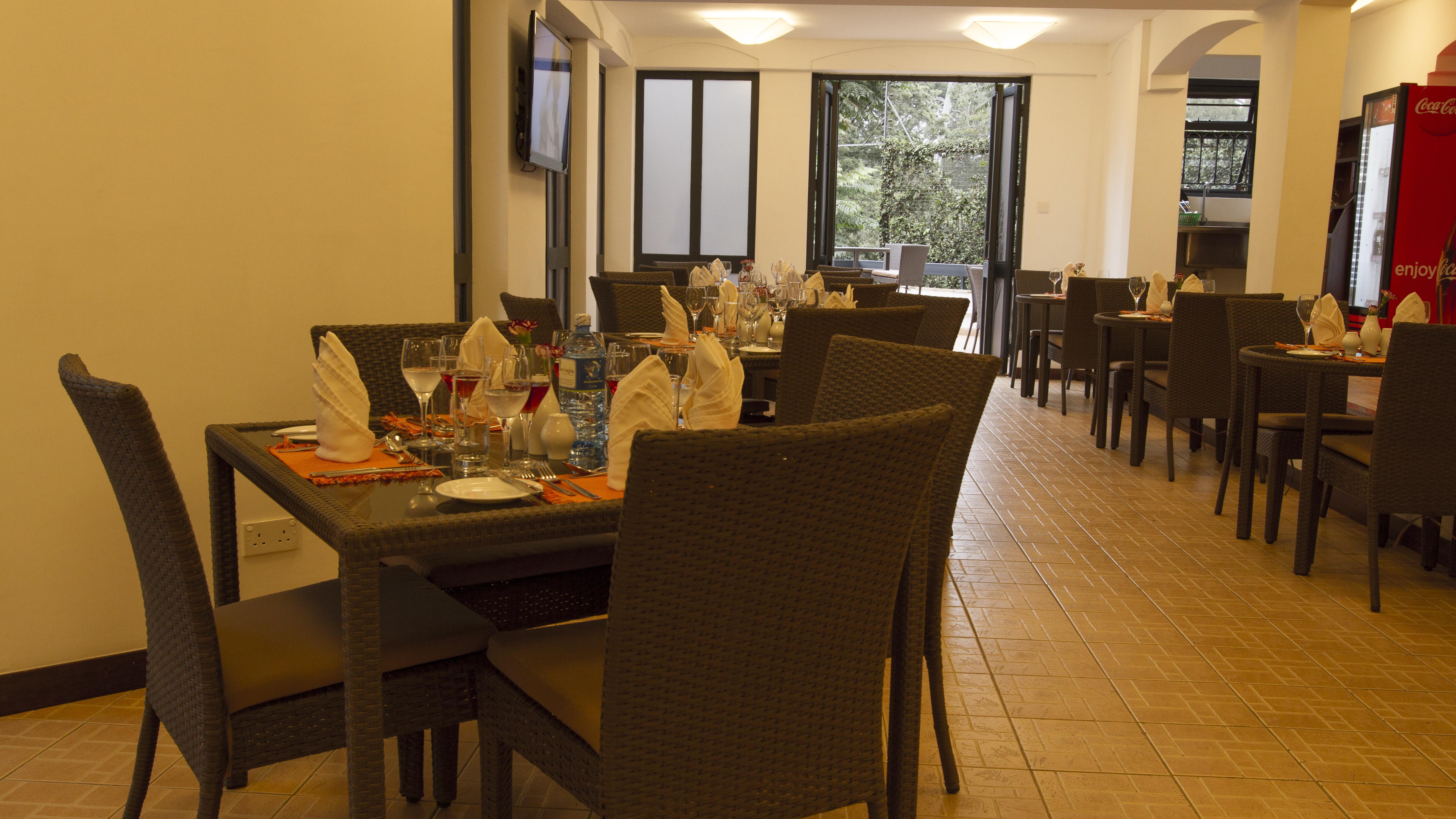 Palm Café Restaurant