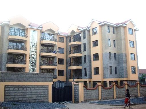Nairobi Dam Estate