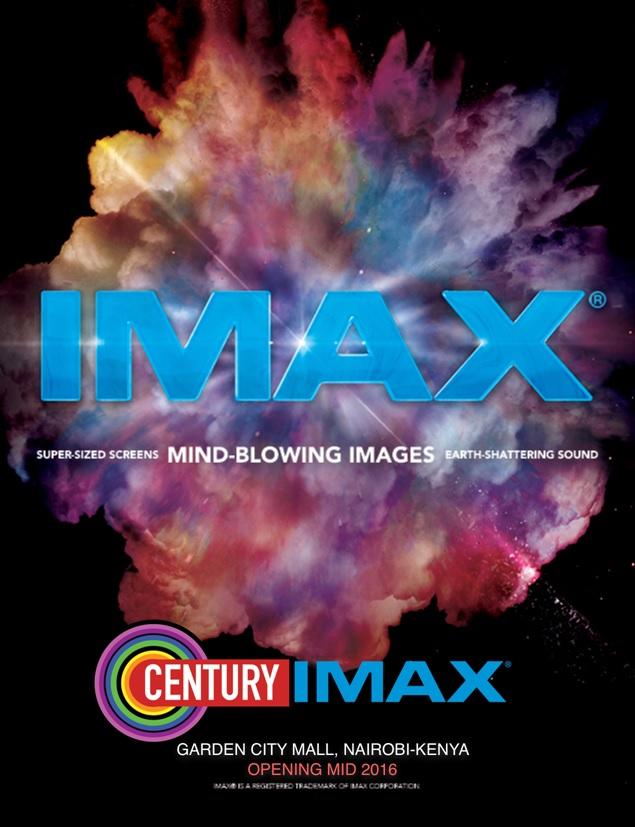 Century IMAX - Garden City
