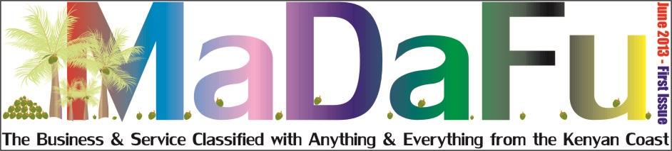 Madafu Publications Ltd