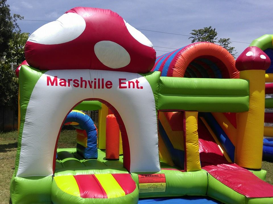 Marshville Ent. Bouncy Castles & Inflatable Slides