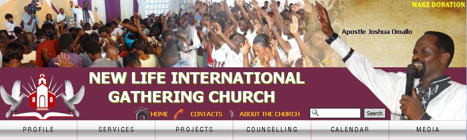 New life International Gathering Church