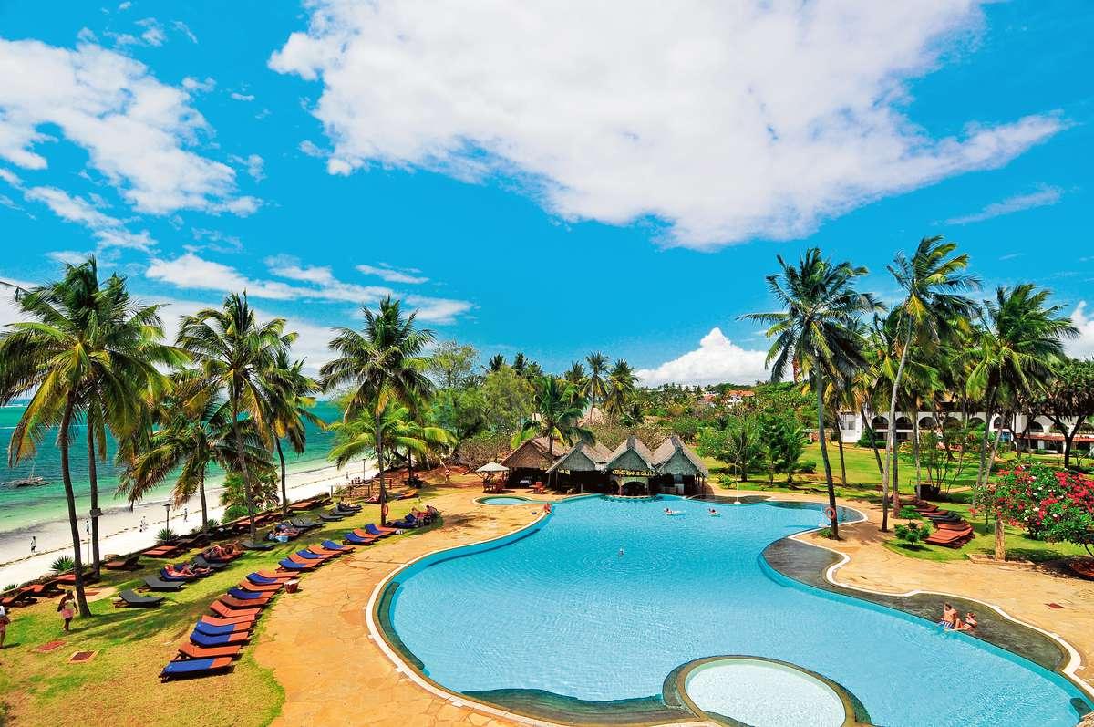 The Nyali Reef Hotel