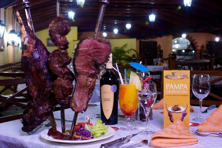 Pampa Churrascaria Grill, Lavington