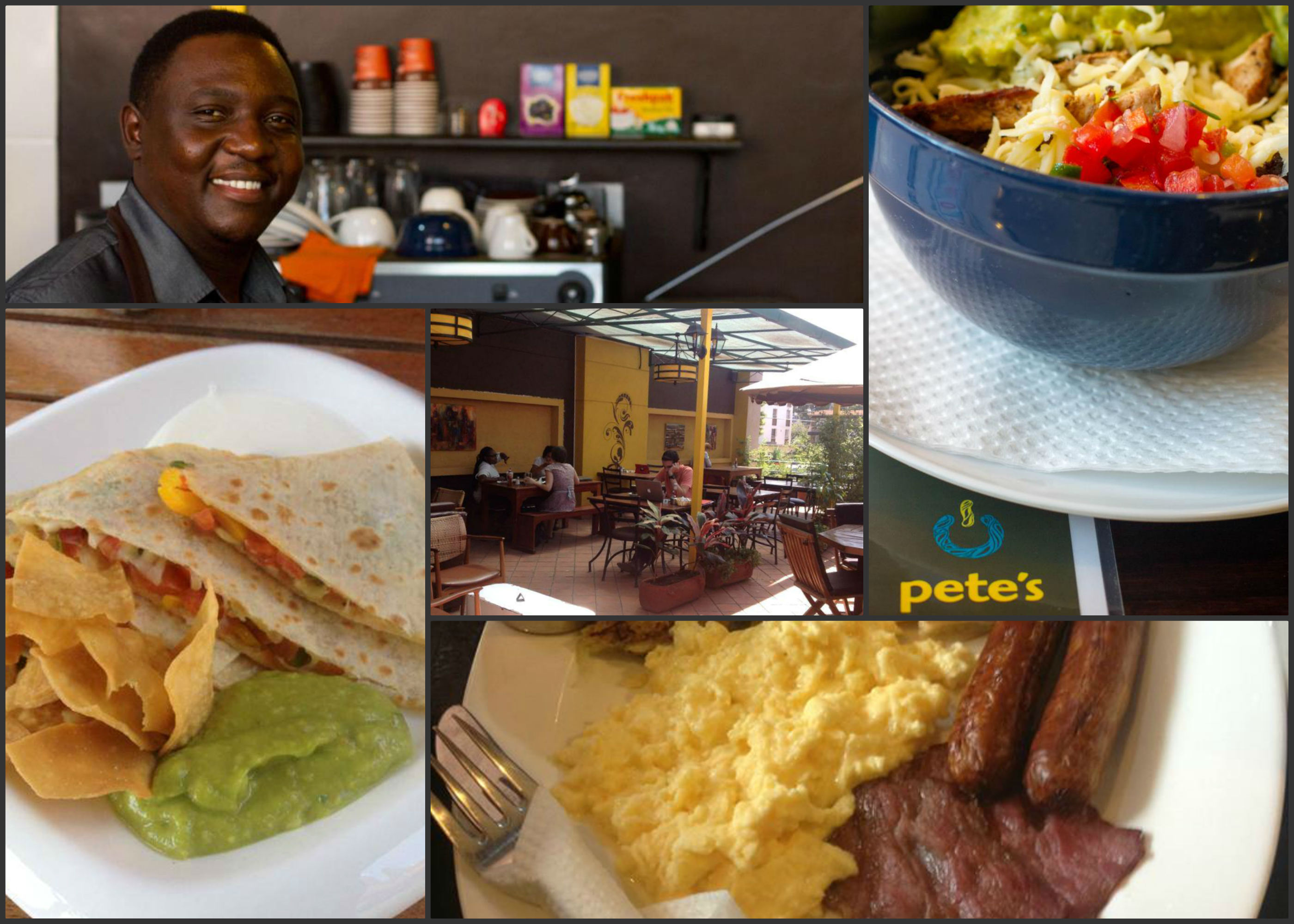 Pete's Cafe and Burrito Haven