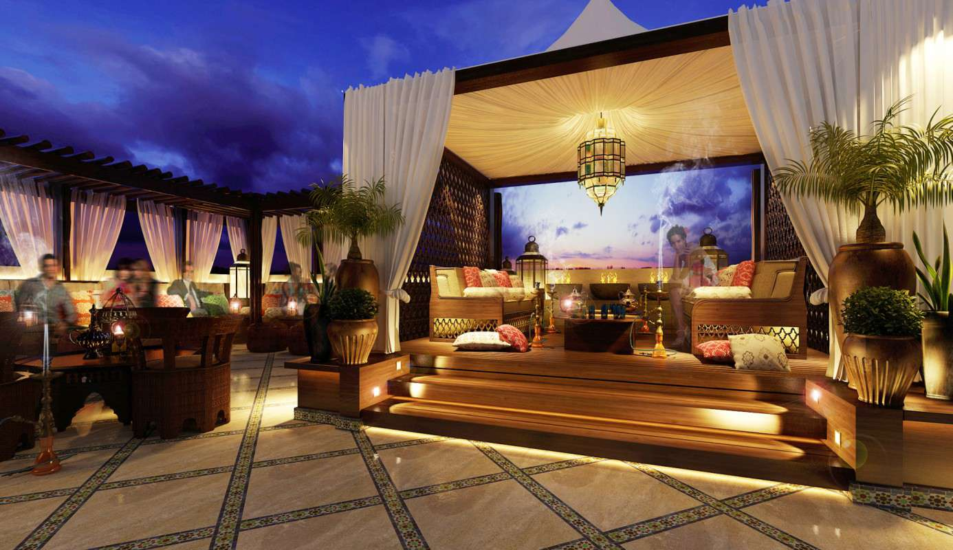 Tambourin Rooftop Lounge & Bar