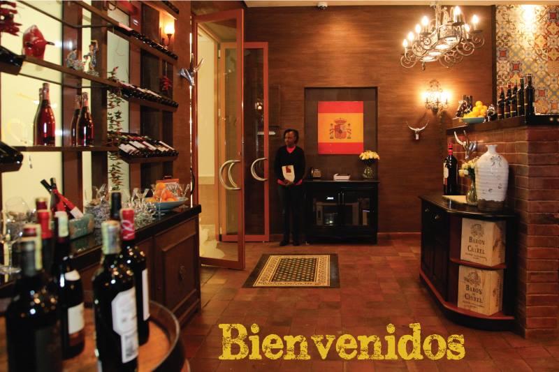 Tapas Ceviche Bar