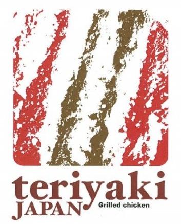 Teriyaki Japan Grilled Chicken