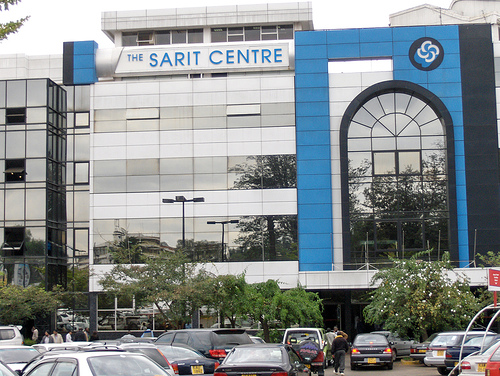 Sarit Centre