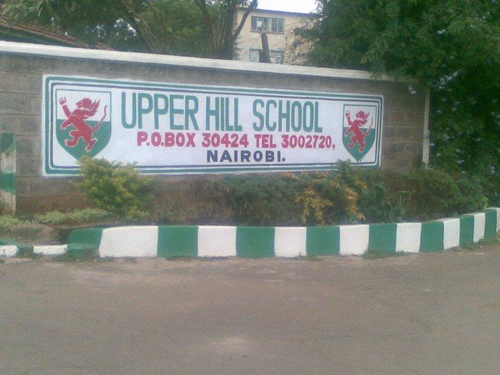Upper Hill Secondary School