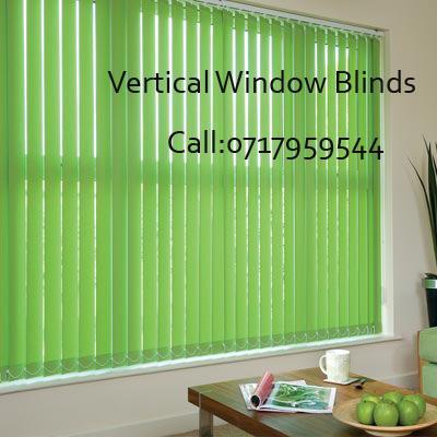 Suntint Window Blinds and Window Films Kenya