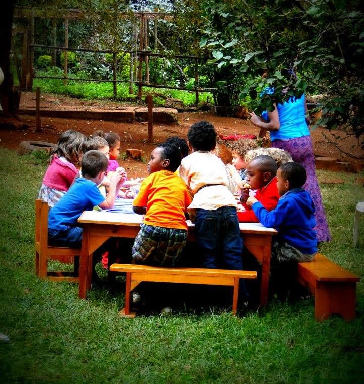 The Nairobi Waldorf School