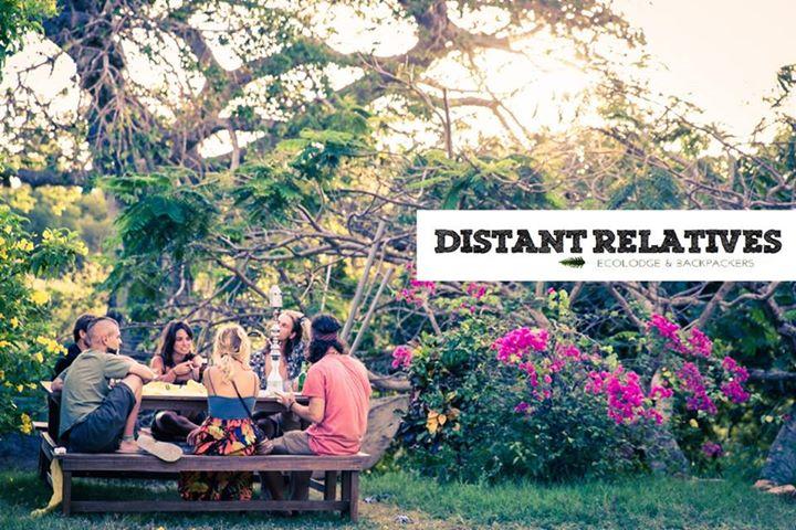 Distant Relatives Kilifi Ecolodge & Backpackers