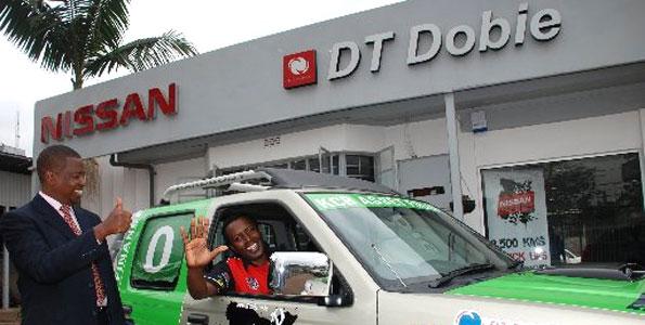 DT Dobie showroom