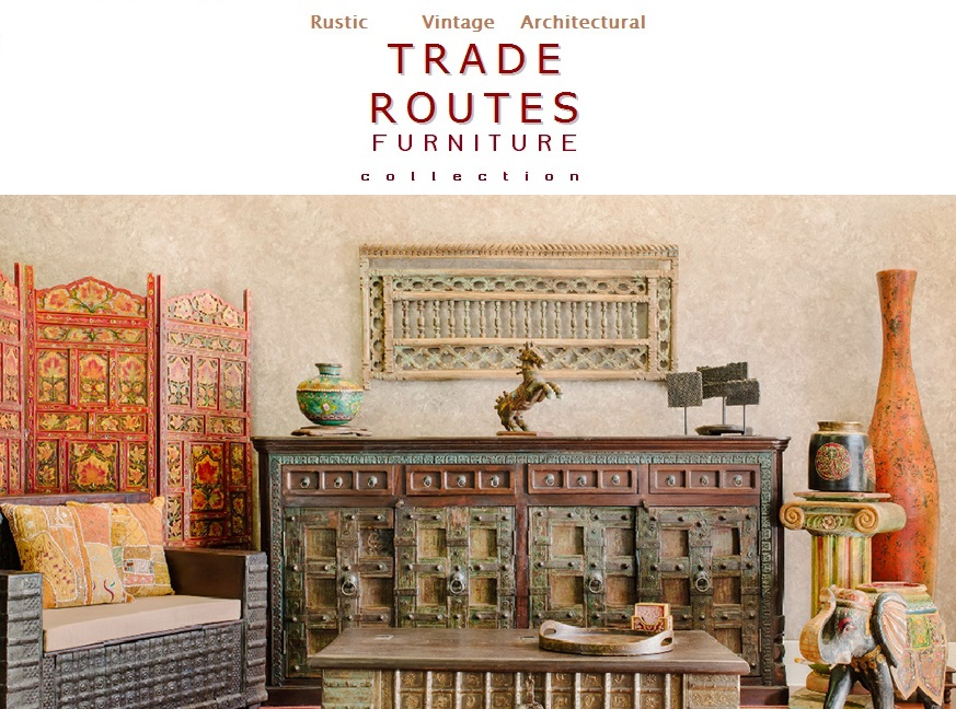 Trade Routes Furniture Collection