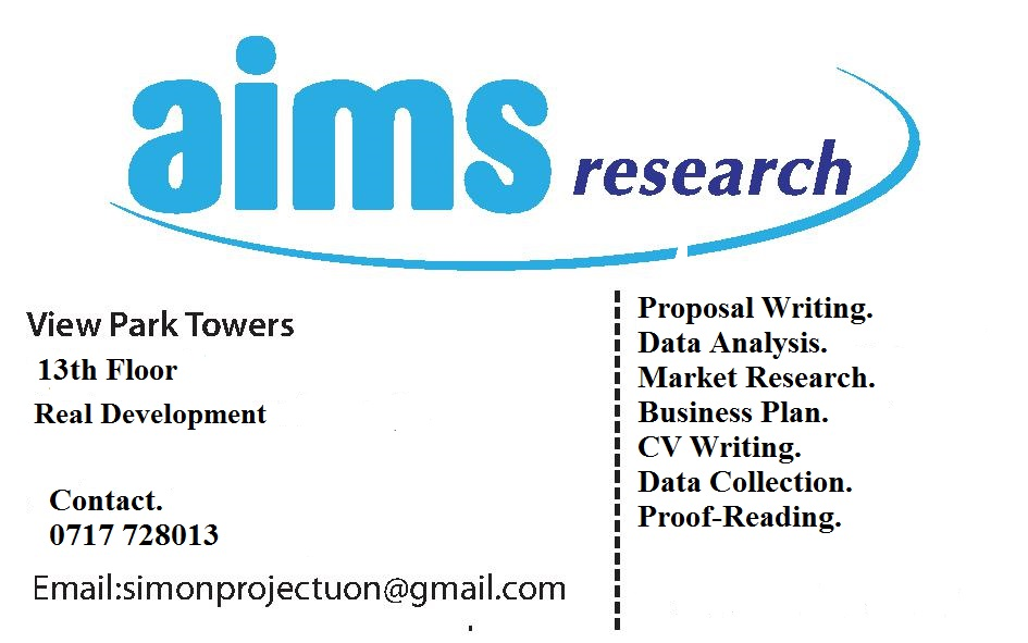 Aims Research