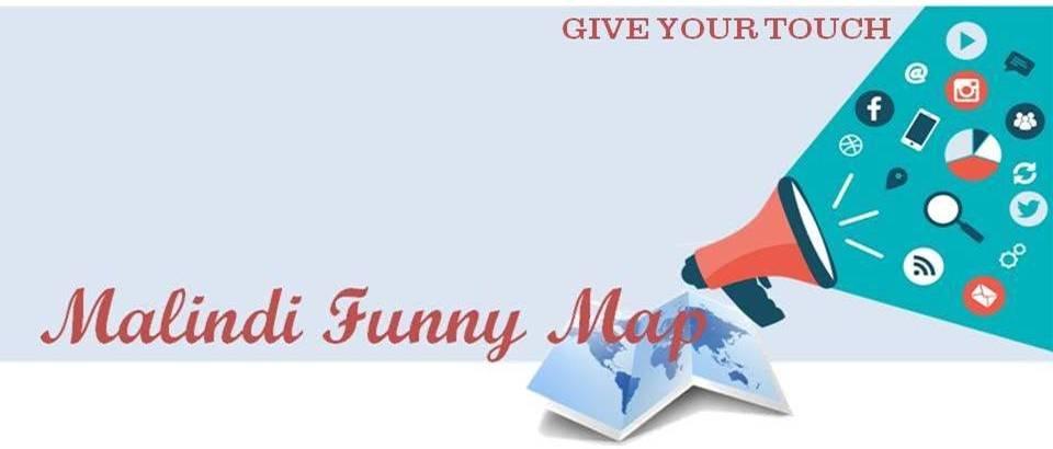 Malindi Funny Map