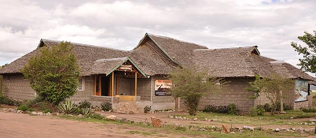 Maasai Mara Manyatta Camp