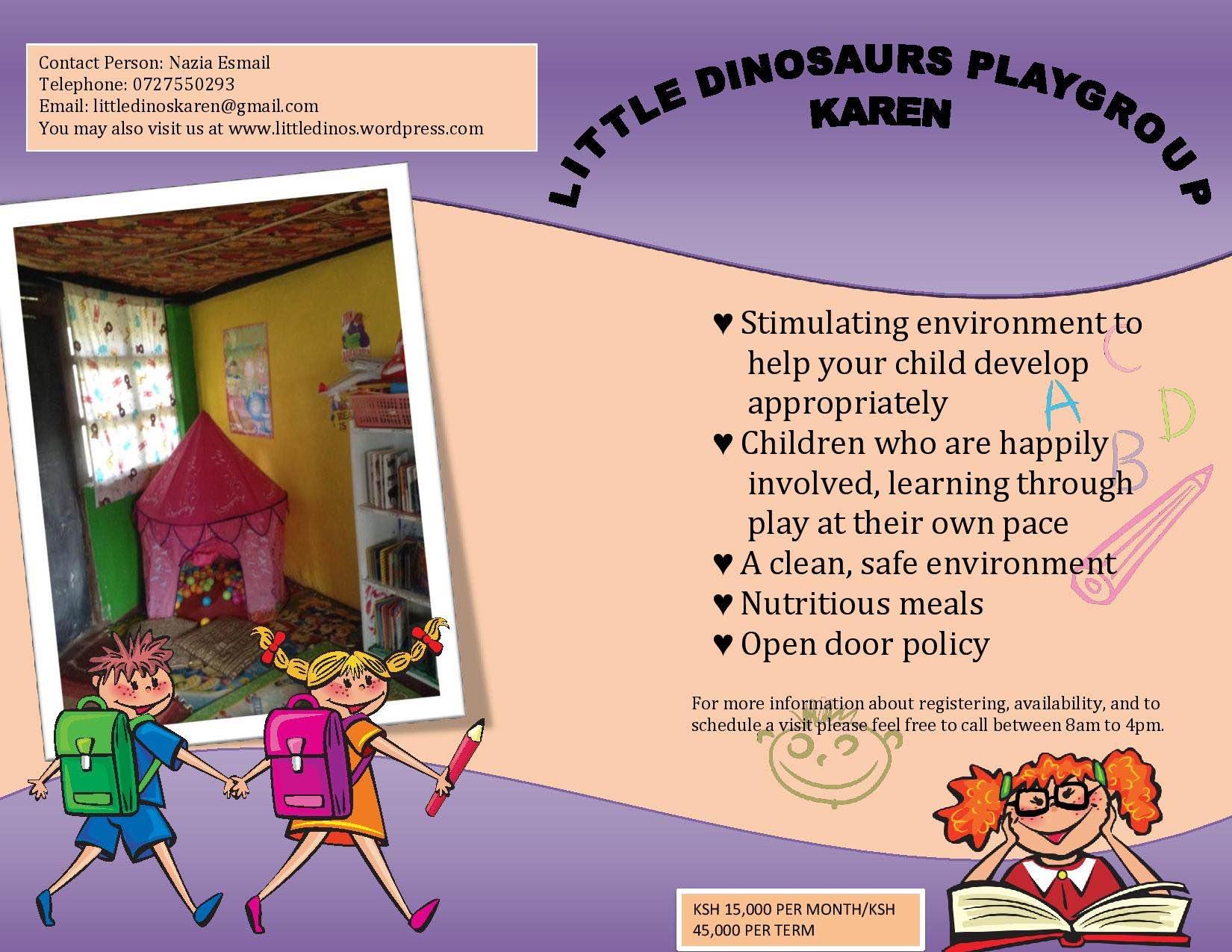 Little Dinosaurs Playgroup