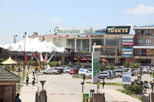 Greenspan Shopping Mall