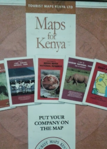 Tourist Maps Kenya