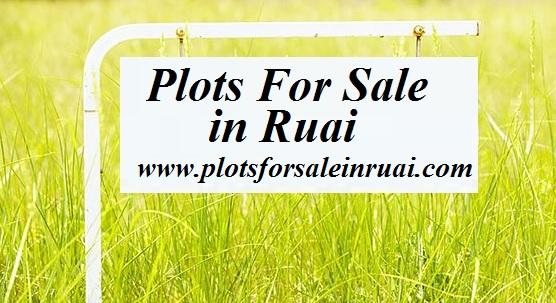 Plots for Sale in Ruai