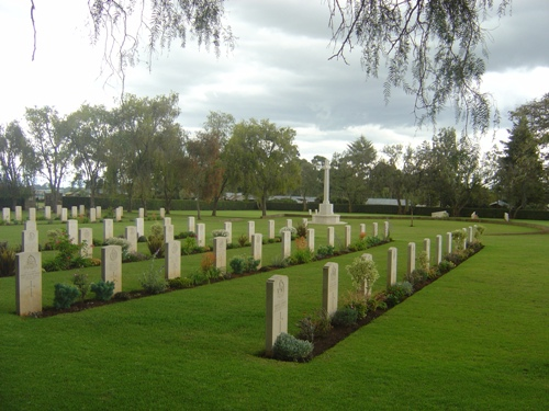 Commonwealth Cemetery