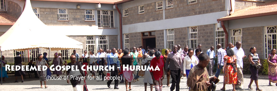 Reedemed Gospel Church Huruma