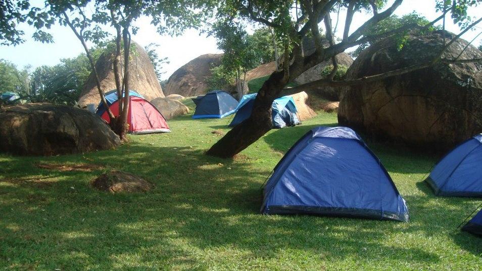Rapids Camp Sagana