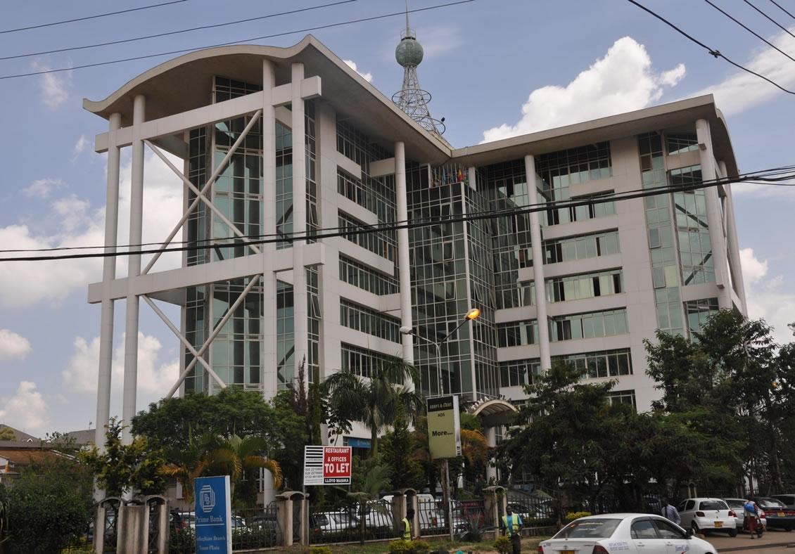 Timau Plaza