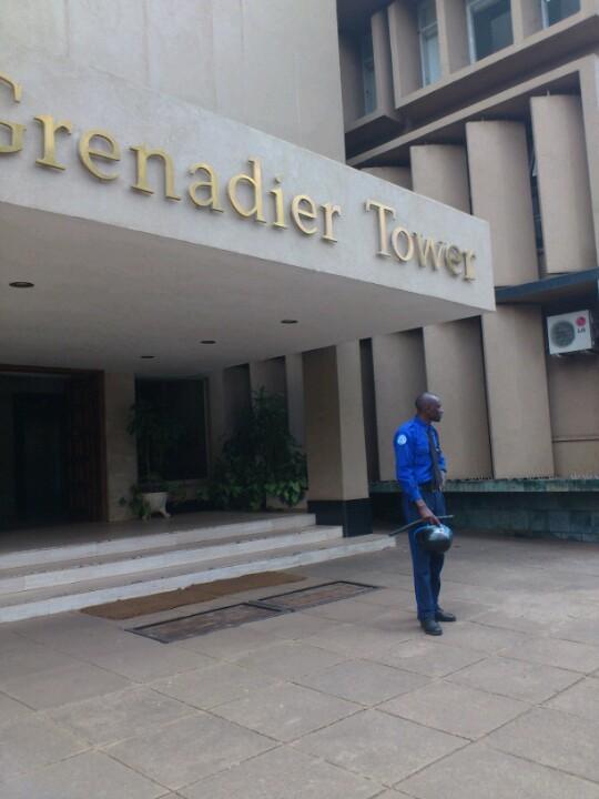 Grenadier Tower