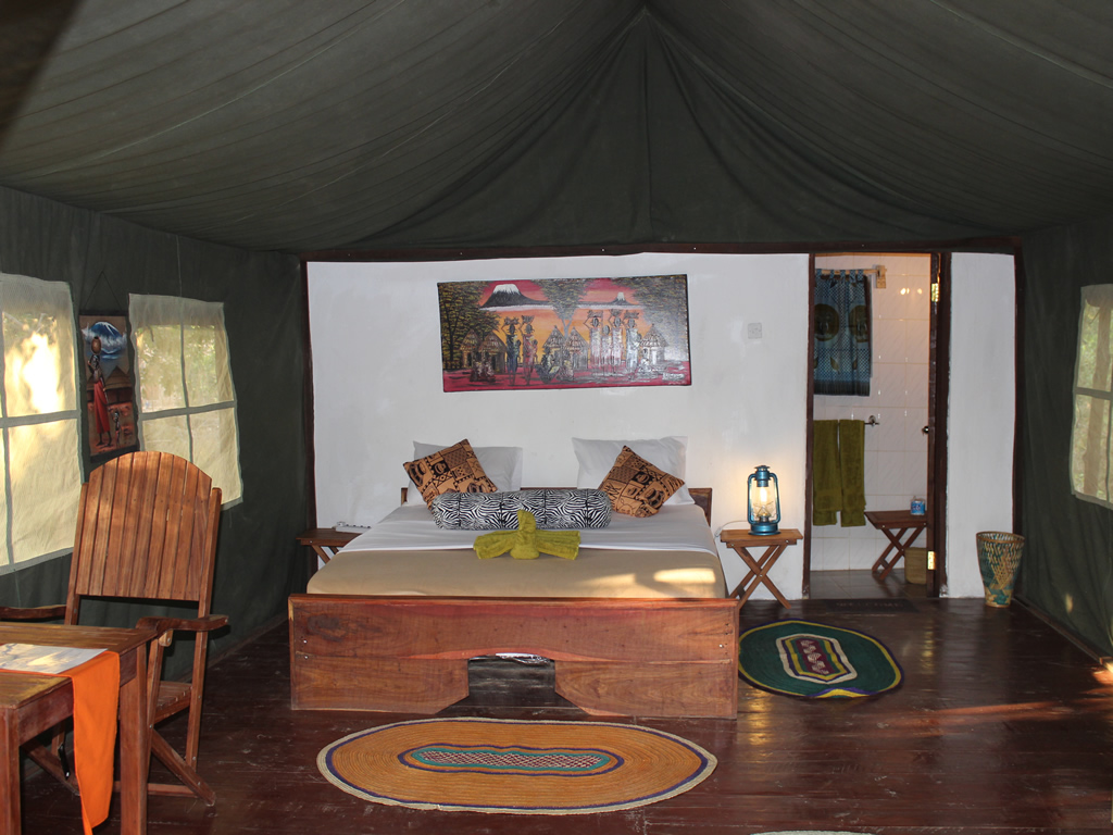 Zarafa Tented Camp – Selous Game Reserve